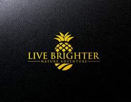 #527 cho Live Brighter Nature Adventure Logo bởi abdulhannan05r