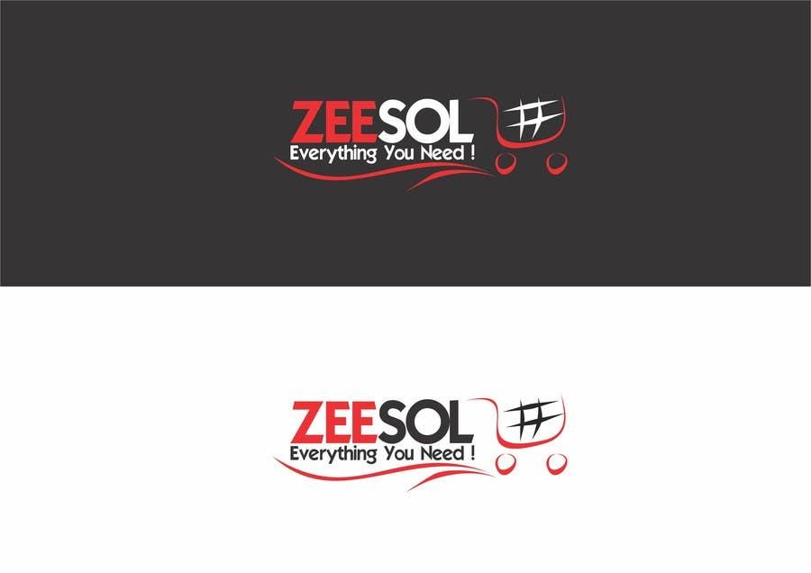 Proposition n°                                        32                                      du concours                                         Design a Logo for Zeesol Store