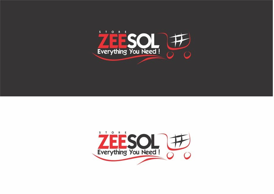 Proposition n°                                        43                                      du concours                                         Design a Logo for Zeesol Store