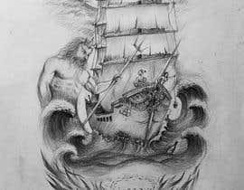 #43 para Tattoo Design de DaoDTriKSKTS