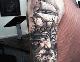 #54 para Tattoo Design de muaazbintahir