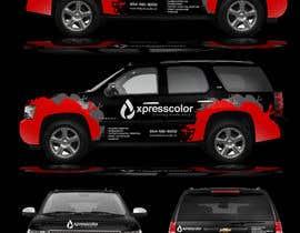 #164 cho Create Design for a Vehicle Wrap bởi RaihanMuhammad