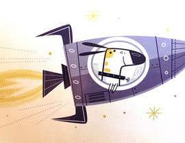 Nro 151 kilpailuun Draw and Re-Design Cartoon Animal Image käyttäjältä himelhafiz224466
