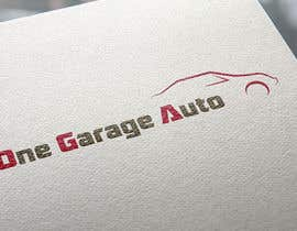 #6 cho Design a Logo for ONE GARAGE AUTO bởi akarshkumarb