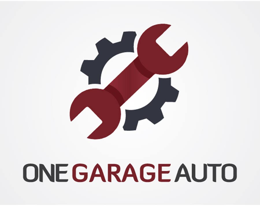 Konkurrenceindlæg #                                        76                                      for                                         Design a Logo for ONE GARAGE AUTO