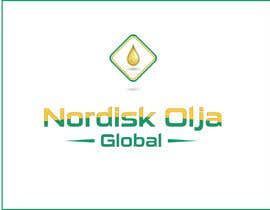 #48 for Design a Logo for NORDISK OLJA GLOBAL by BUCURIA