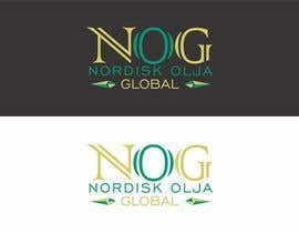 nº 11 pour Design a Logo for NORDISK OLJA GLOBAL par Tebraja