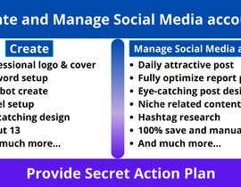 #11 for Social Media Manager a prueba af freelancernissa8