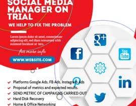 #20 for Social Media Manager a prueba af BeeDock