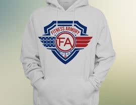 Nro 161 kilpailuun Tshirt, Hat, Sweater, swag designs for Fitness Brand! käyttäjältä rajibislam0003