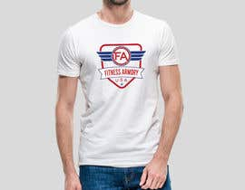 Nro 181 kilpailuun Tshirt, Hat, Sweater, swag designs for Fitness Brand! käyttäjältä nahida4416