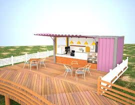 #10 для 3D Architecture for Boardwalk, Coffee Shop and Floating restaurant on water - 10/09/2021 15:19 EDT от EKRAMUL825