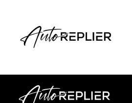 #39 for Create a logo for our FB ChatBot chrome extension called Autoreplier by mayatanvir