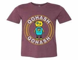 Nro 312 kilpailuun Create a tech startup t-shirt design käyttäjältä moninayan052