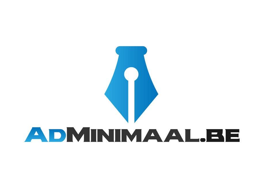 Inscrição nº 108 do Concurso para Design a Logo for AdMinimaal.be