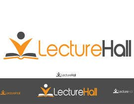 #149 for Design a Logo for LectureHall by inspirativ