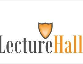 #135 for Design a Logo for LectureHall af kasif20