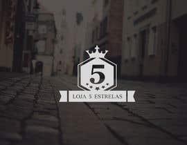 """#57 for Projetar um Logo for e-commerce store """"loja 5 estrelas"""" by visualoutline"""
