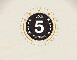 """#11 for Projetar um Logo for e-commerce store """"loja 5 estrelas"""" by codigoccafe"""