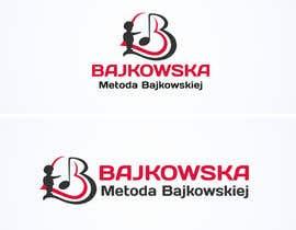 #42 untuk Zaprojektuj logo muzyczne dla marki BAJKOWSKA oleh Serghii