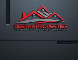 #150 cho Logo : Deepak Properties bởi aklimaakter01304