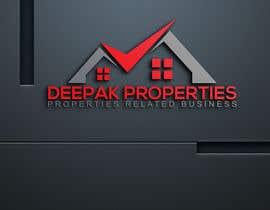 #158 cho Logo : Deepak Properties bởi aklimaakter01304