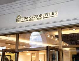 #15 cho Logo : Deepak Properties bởi Mafijur301