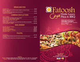 #3 for We need a new design for a Take-Out Restaurant. af saherkhan