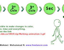 MagicMehmet tarafından small diagram with animation için no 10