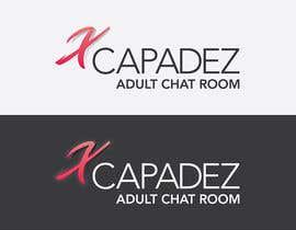 #13 for Logo Design for Xcapadez Adult Chat Room by insitudiseno