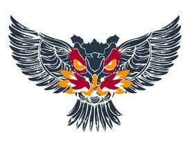 #5 untuk Redesigning our mascot into a flying owl oleh haidarhashim