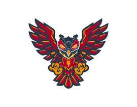 #91 untuk Redesigning our mascot into a flying owl oleh mhdmaha75