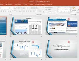 #66 cho Improve the Design, Professionalism and Format of PowerPoint Presentation bởi MichealSamir91