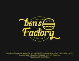 #131 untuk Brand Logo for a snack Restaurant oleh ridoyanahamedf
