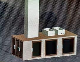 #13 untuk design table for hot buffé in a restaurant oleh rashid78614