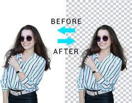 Nro 497 kilpailuun Photoshop expert - remove background (green screen) käyttäjältä joyhalderjoy