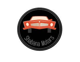 #198 for Design a Logo for Shabana Motors af gauravbal007