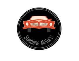 #198 untuk Design a Logo for Shabana Motors oleh gauravbal007