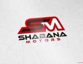#183 for Design a Logo for Shabana Motors by mailla