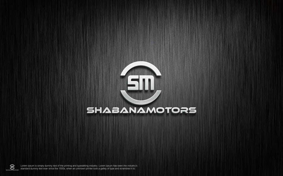 Konkurrenceindlæg #184 for Design a Logo for Shabana Motors