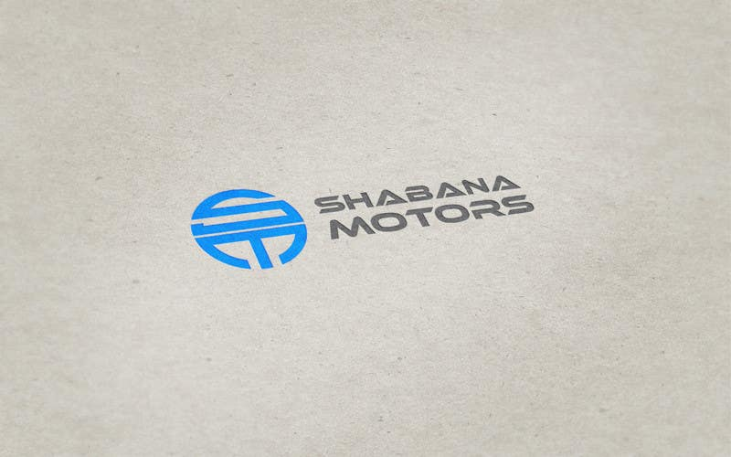 Kilpailutyö #93 kilpailussa Design a Logo for Shabana Motors