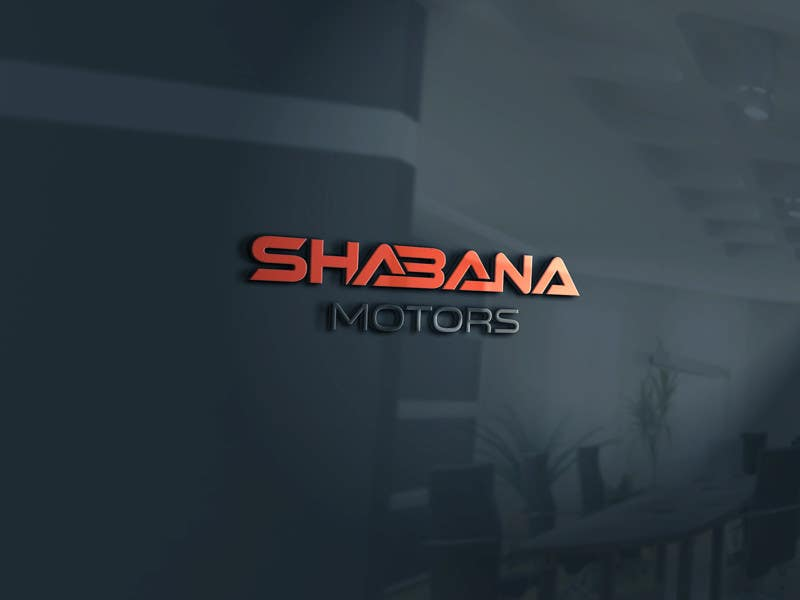 Konkurrenceindlæg #99 for Design a Logo for Shabana Motors