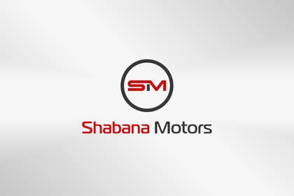 #122 for Design a Logo for Shabana Motors af pvcomp