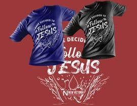 #194 for T-Shirt Design - Baptism by sharifmozumder99