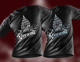 #132 for T-Shirt Design - Baptism by rashedul1012