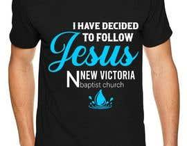 #181 for T-Shirt Design - Baptism by hasibulmishu98