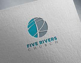 #1130 para Five Rivers Church Logo Design de opoy