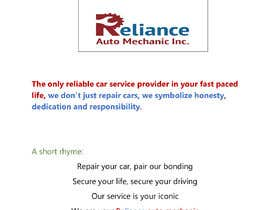 jojojewel01960 tarafından New slogan for Auto repair shop için no 180