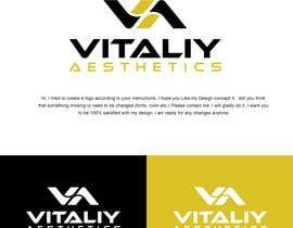 #194 untuk Logo design - Vitaliy Aesthetics oleh freelancerfimon0