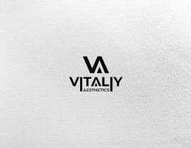 #187 untuk Logo design - Vitaliy Aesthetics oleh maymuna20002